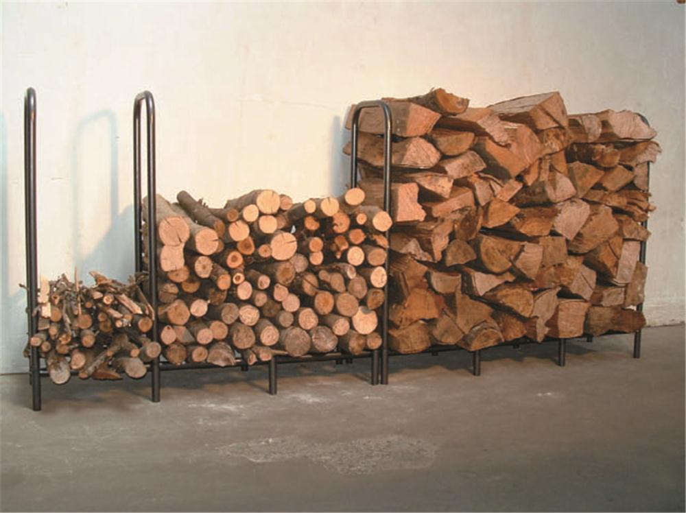 Eccezionale Porta-legna da ardere per interni - Tom Press IT84