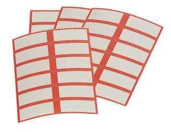 Etichette solubili (24 pz.)