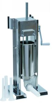 Insaccatrice vertic./orizzont. inox 6,5 l Tom Press by  REBER.