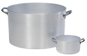 Casseruola polivalente in alluminio 20 cm