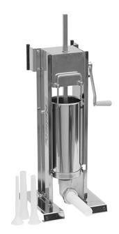 Insaccatrice verticale/orizzontale 10 l Tom Press by REBER
