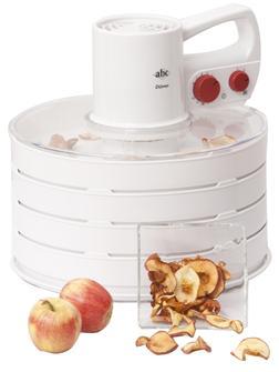 Disidratatore/essiccatore alimentare con 3 resiste