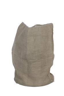 Filtro in lino per torchio diam. 25 cm