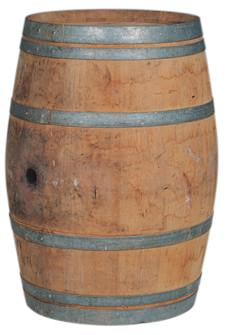 Botte in quercia d´occasione 225 l