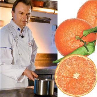 Ricetta della salsa agli agrumi dello chef Tenailleau