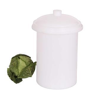 Contenitore per crauti in plastica 15 l
