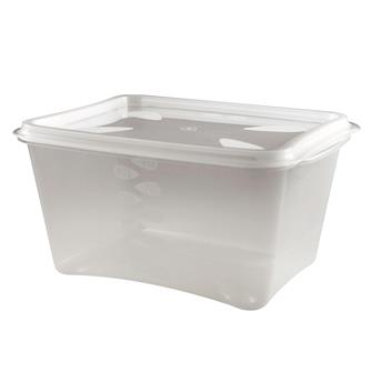 30 contenitori per congelatore 900 g con coperchio