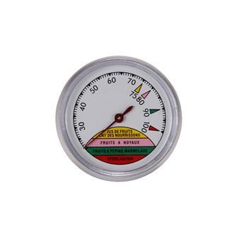 Termometro per pastorizzatore con quadrante