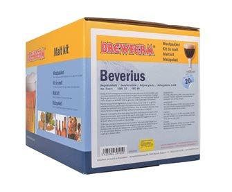 Kit malto Beverius per 20 litri di birra