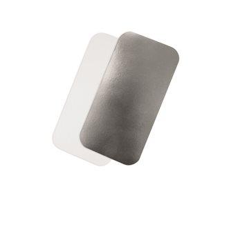 100 coperchi per vaschette alluminio 900 g.