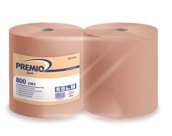 2 bobine T1000 carta camoscio liscia