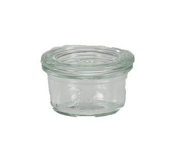 Mini vasetti Weck 50 ml (12 pz.)