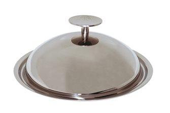 Coperchio campana Baumstal inox 24 cm