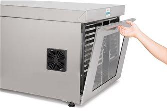 Disidratatore professionale inox 2,1 kW - 3 mq.