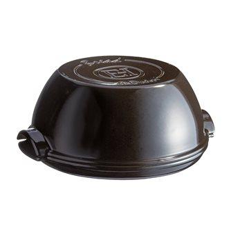 Kit pane fatto in caso ceramica grigio antracite Fusain Emile Henry