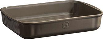 Stampo per dolci rettangolare ceramica grigio Silex Emile Henry