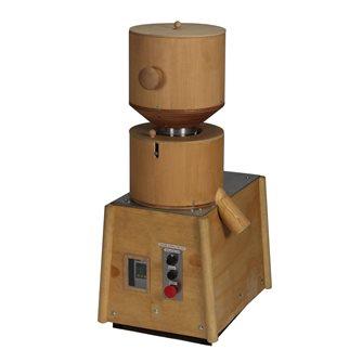 Mulino per cereali elettrico 25 kg/h.