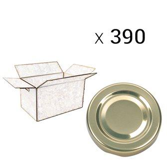 Capsule diametro 100 mm (390 pezzi)