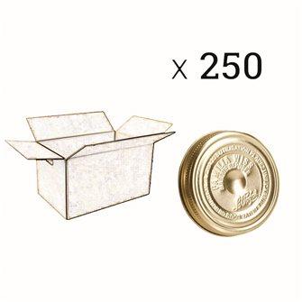 Capsule Familia Wiss 110 mm cartone da 250 pz
