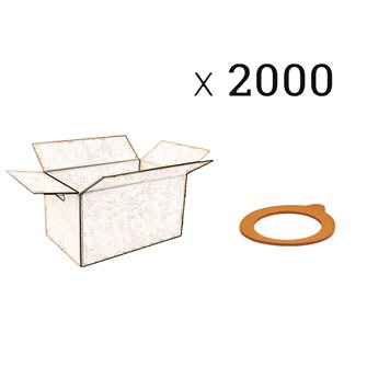 Guarnizioni in gomma 60 mm (2000 pz)