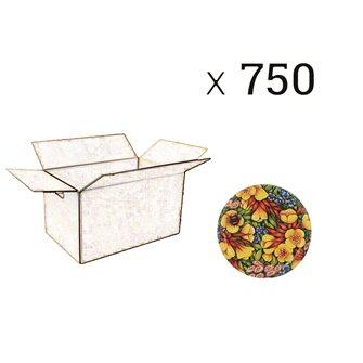 Capsule Twist-off confettura fiori-frutta diam.82 mm (750 pz)