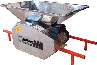 Macina mele elettrico inox Tom Press 90x60