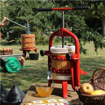 Come si sceglie un torchio per frutta ?