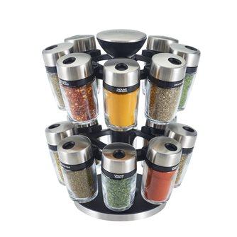 Porta erbe-spezie 16 contenitori