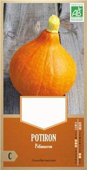 Semi di zucca marrone