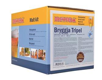 Kit malto Bryggia Tripel per 20 l di birra