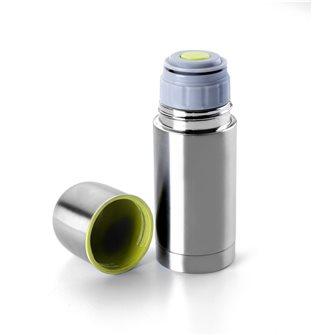 Bottiglia isotermica doppia parete inox 0,5 litri
