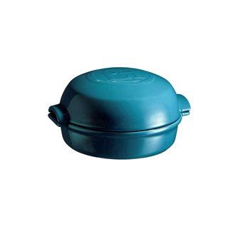 Pirofila per formaggio fuso al forno colore blu Emile Henry