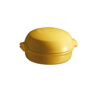 Pirofila per formaggio fuso al forno colore giallo Emile Henry