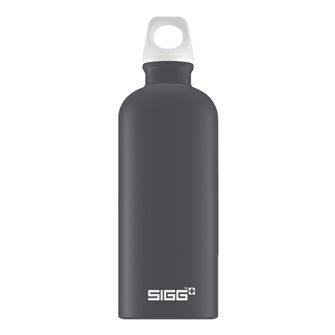 Borraccia alluminio grigia 0,6 l riutilizzabile Lucid Shade Touch Sigg