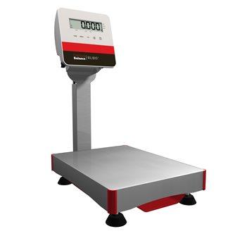 Bilancia a colonna con piattaforma inox 30 kg produzione francese