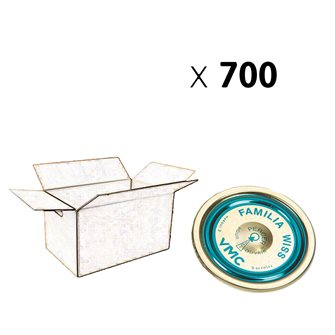Capsula Familia Wiss 100 mm in cartone (700 pz)