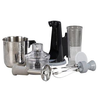 Set completo accessori per frullatori ad immersione Mini Pro/Dynamic