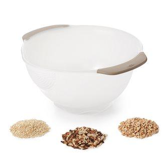 Scolapasta per riso e cereali