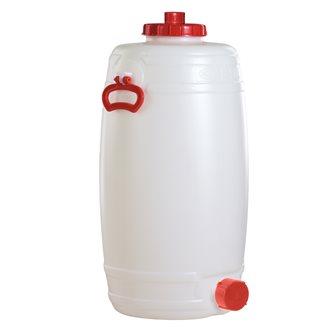 Barile cilindrico 50 l.