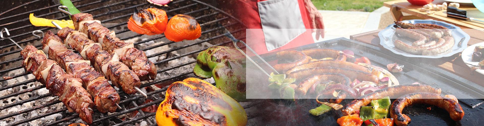 Barbecue e griglie